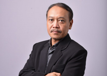 Dr. Arif Budi Rahardjo, M.Si.